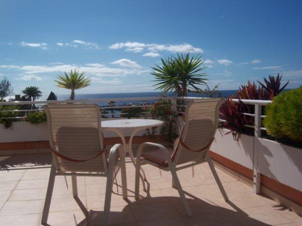 Penthouse Paraiso Mogan  - Luxury 2 bedroomed  -  fabulous views - Sunny Breakfast
