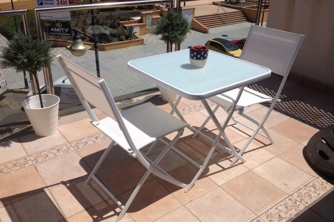 Playa Mogan - 1 Bed Apartment  (14) - Private Terrace