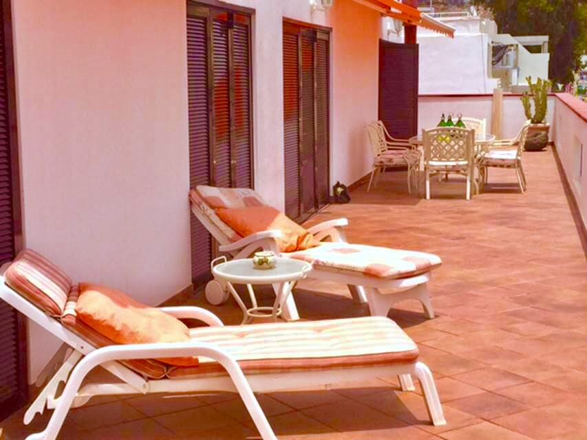 Pescadores  - 3 Bed Penthouse  - Beachside Luxury - Sun Loungers on main terraces