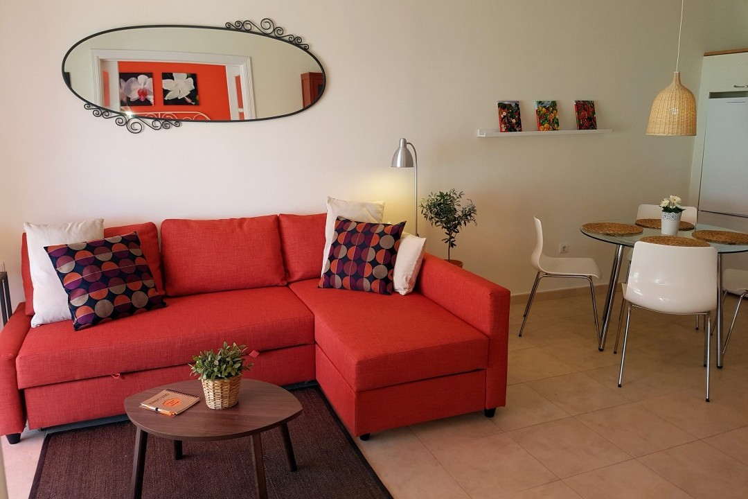 Paraiso 2 - 1 Bed Apartment - Heated Swimming Pool - Lounge