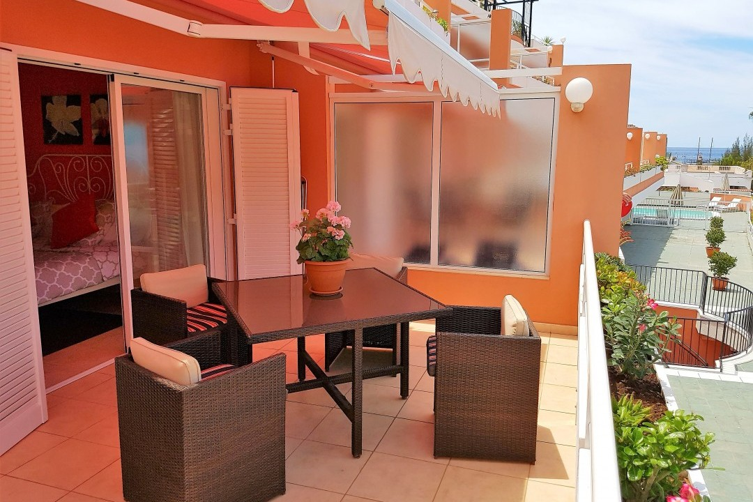 Paraiso 2 - 1 Bed Apartment - Heated Swimming Pool - Sunny Terrace