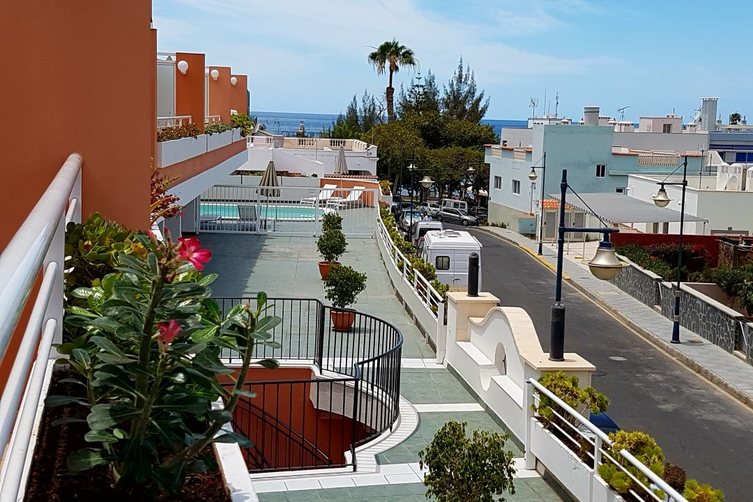 Paraiso 2 - 1 Bed Apartment - Heated Swimming Pool - Terrace View