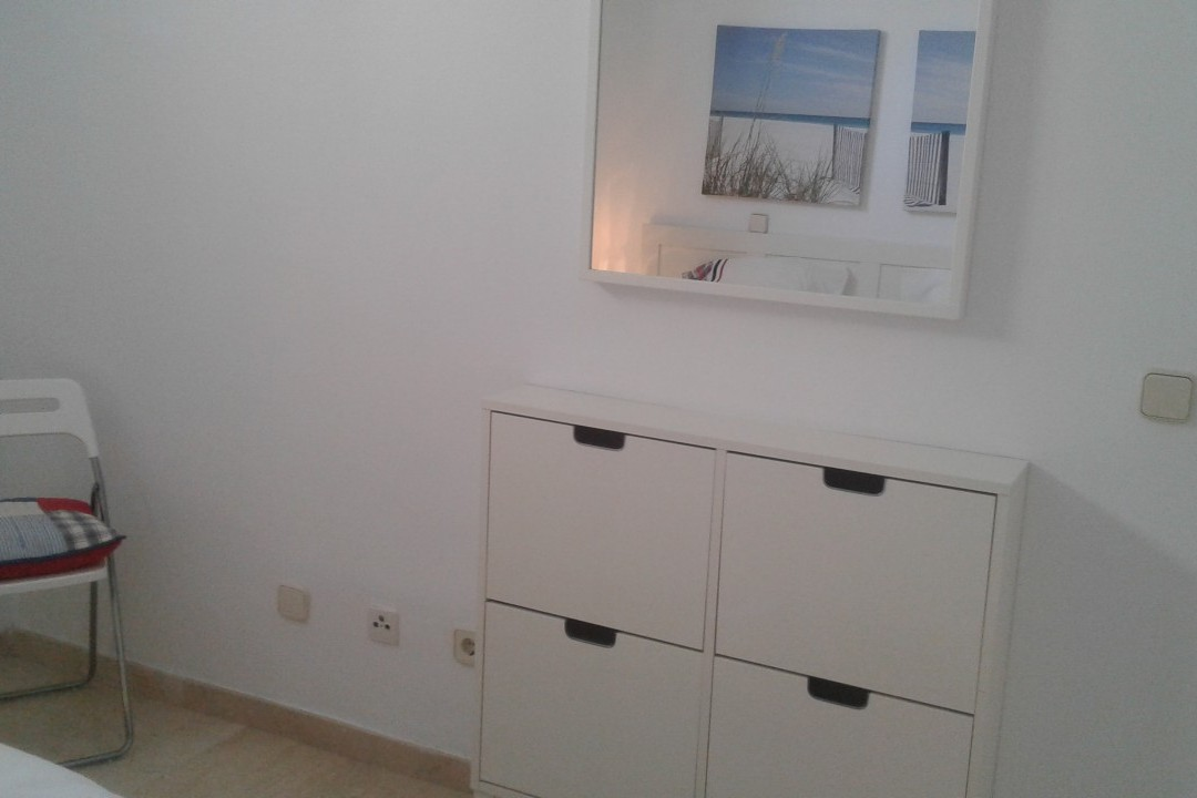 Playa Mogan - 1 Bed Apartment - Central Location - Bedroom