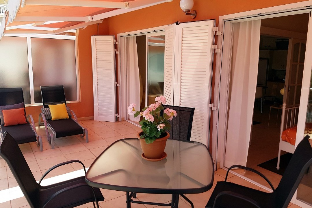 Paraiso 1 - 1 Bed Apartment - Calle La Puntilla - Terrace