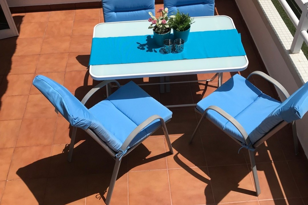 Mogan  El  Marinero -  1  bedroom + 2 bathrooms. - Sunny spacious Terrace