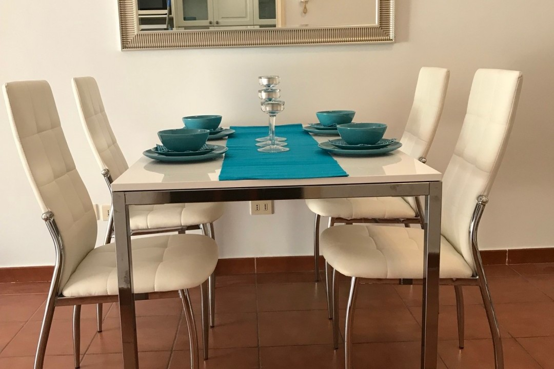 Mogan  El  Marinero -  1  bedroom + 2 bathrooms. - Indoor Dining suite