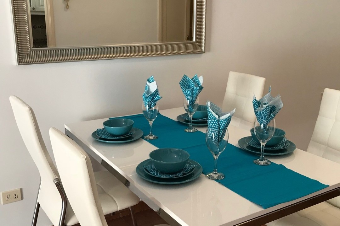 Mogan  El  Marinero -  1  bedroom + 2 bathrooms. - Indoor Dining