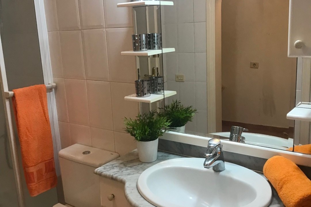 Mogan  El  Marinero -  1  bedroom + 2 bathrooms. - Master Bathroom EnSuite