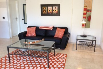 Ocean  Club 1B - 1 Bed Apartment - Large Private terrace - Living area