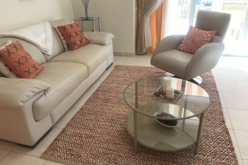 Mogan  Penthouse Paraiso - Luxury 2 bedroomed  -  fabulous views - Living area with TV