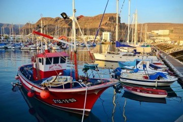 Restaurants in Puerto Mogán - Marina in Puerto Mogan