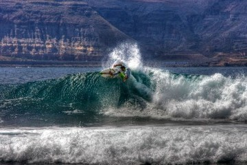 Activities in Gran Canaria - Surfing in Gran Canaria